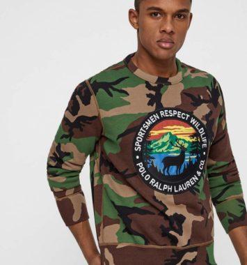 Army Ralph Lauren trøje