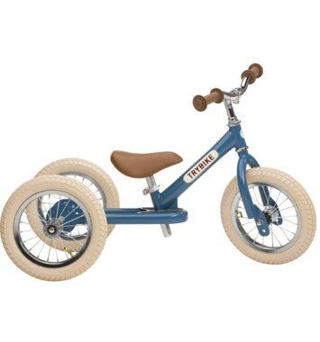 blaa lobecykel 3hjul