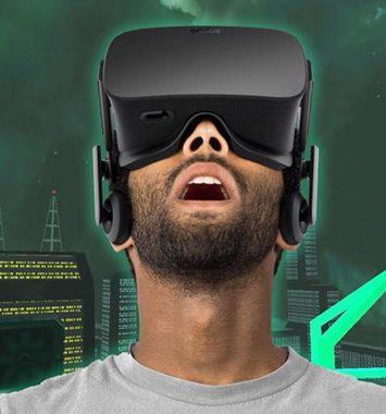 Virtuel reality oplevelse