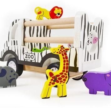 Zoo bilen - Styrket viden om dyr