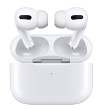 apple airpods hvid