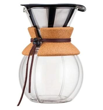 bodum kaffebrygger pour over