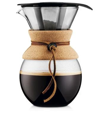 bodum pour over kaffebrygger