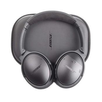 metal grå høretelefoner