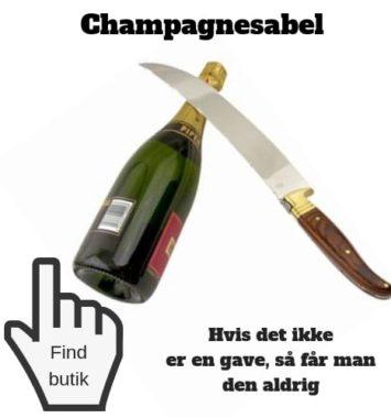 champagnesabel til vinelsker