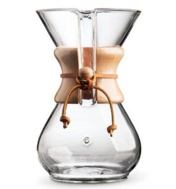 chemex kaffebrygger