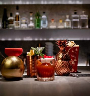 spændende cocktailkursus