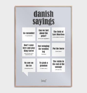 Danish sayings