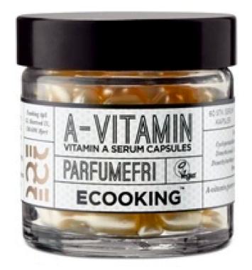 a vitamin til ansigtet
