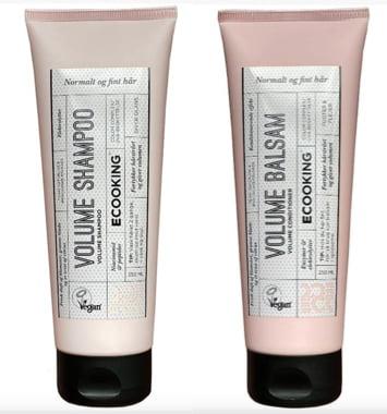 Ecooking volume shampoo
