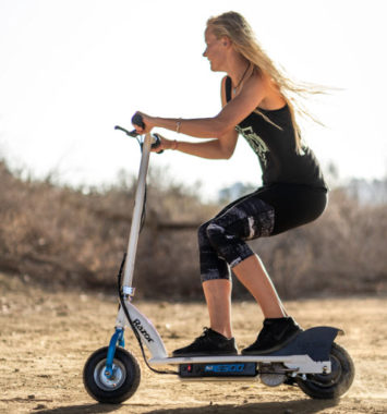 elektrisk løbehjul årets julegave 2019 teenager