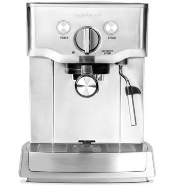 espressomaskine semiautomatisk