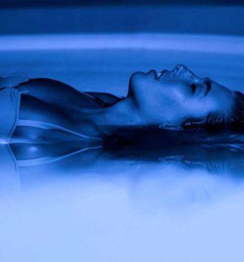 floating - en oplevelse der afstresser