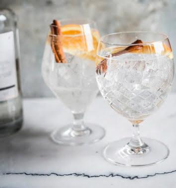 klar krystalglas