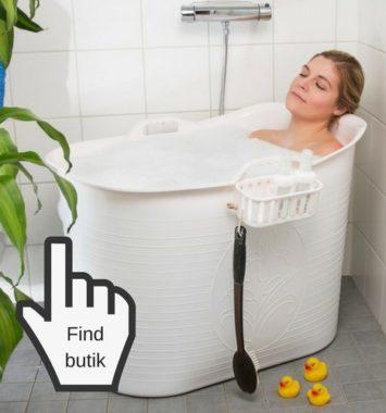 gave til konen badekar