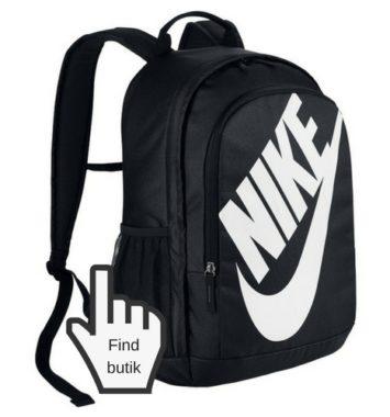 gaveideer til teen rygsæk nike