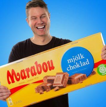 Marabou chokolade xxl