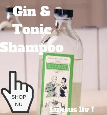 gin tonic shampoo