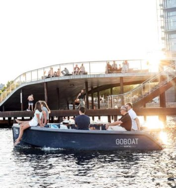 GoBoat - København fra Vandet