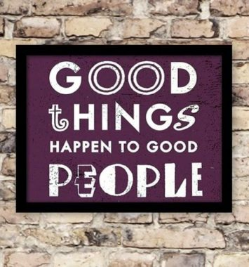 good-things-happen-to-good-people-plakat