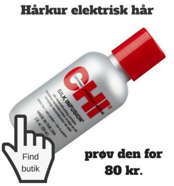 hårkur mod elektrisk hår