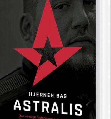 Hjernen bag Astralis - en bog om esport
