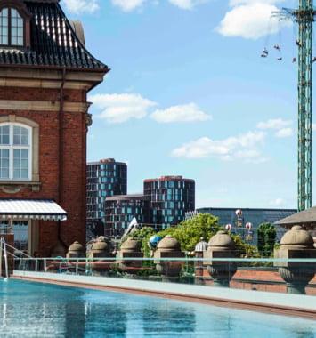 hotel oplevelse villa copenhagen