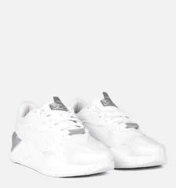 Hvide puma sneakers til hende