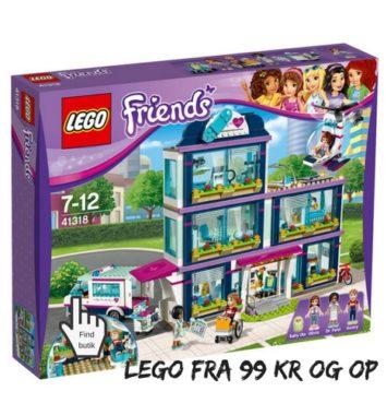 julegaveønsker lego til piger