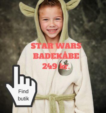 julegaver til børn om star wars