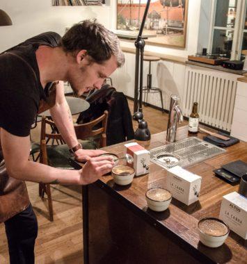 oplevelse kaffekursus