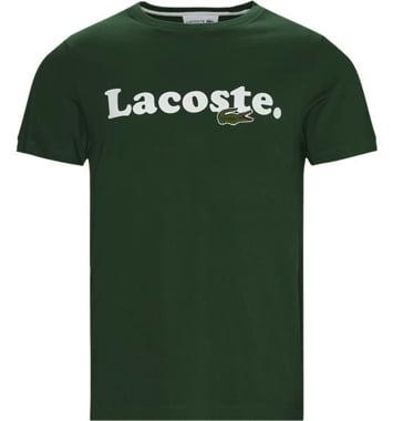 lacoste groen tshirt