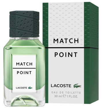 lacoste match point parfume