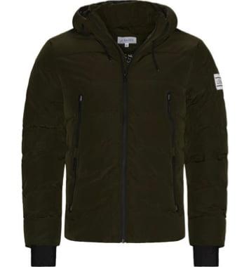le baiser army jakke