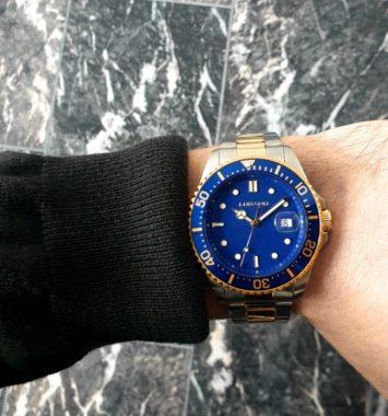 lugano gold-blue herreur