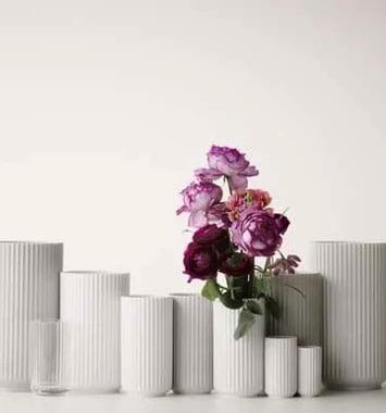 lyngby porcelaen vase