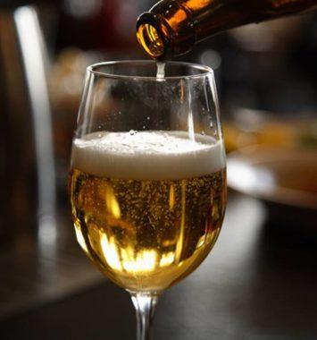 Ølsmagning hos Trolden bryghus i KOlding