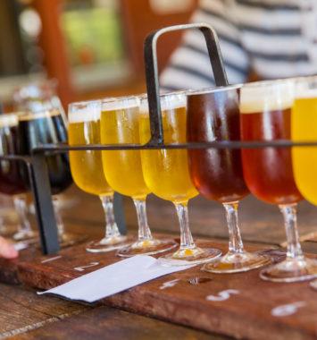 Oversigt over ølsmagninger i Danmark
