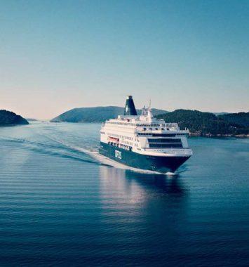 Oslo cruise til sølvbrylluppet