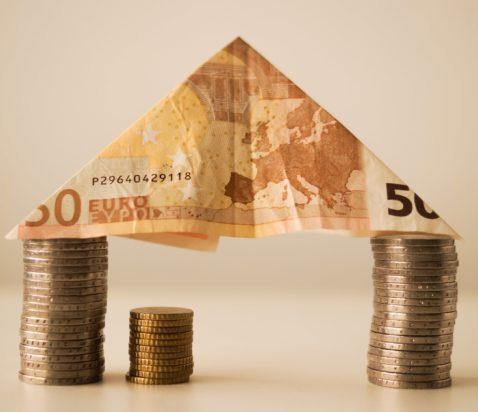 stablede penge