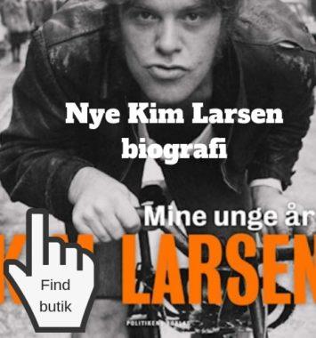 Årets bogjulegave med Kim Larsen