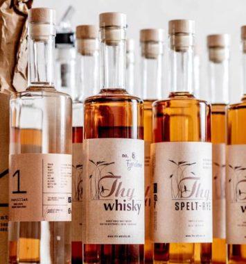 Whiskysmagning og rundvisning