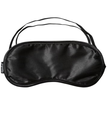 sort satin blindfold