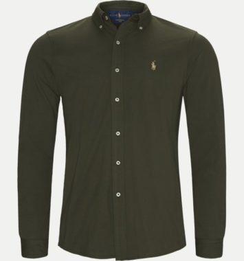 Skjorte i grøn