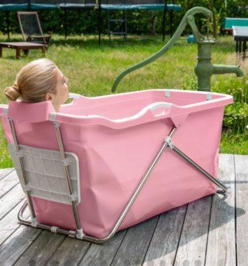 Badekar til hende