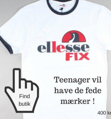 teenager ønsker tøj mærker