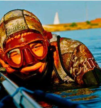 undervandsjagt - en spændende oplevelse