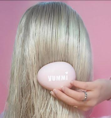 lyseroed haarboerste
